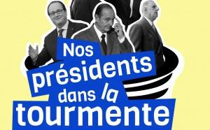 """""""Nos Présidents dans la tourmente"""" : la nouvelle série originale d'Europe 1 Studio"""