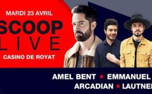 Nouveau Scoop Live organisé par Radio Scoop
