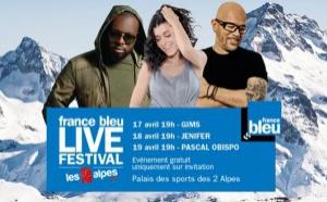 France Bleu Live au Palais des Sports des 2 Alpes