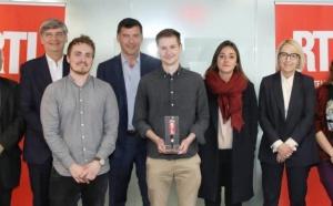 Trois lauréats à la Bourse Jean-Baptiste Dumas 2019