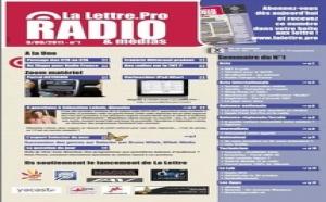 La Lettre Pro de la Radio Numéro 1 - Découvrez le Sommaire