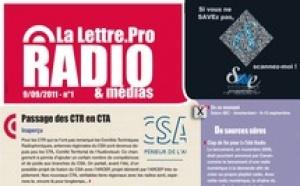 La Lettre Pro de la Radio n°1