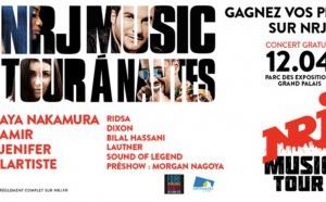 Le NRJ Music Tour fait étape à Nantes