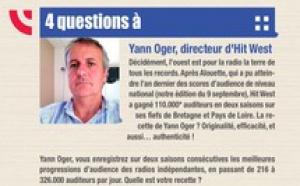 Flashback en 2011 - 4 questions à Yann Oger, directeur d'Hit West