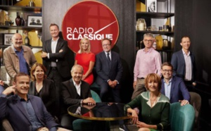 Radio Classique : +4 % d'audience sur un an, un million d'auditeurs par jour