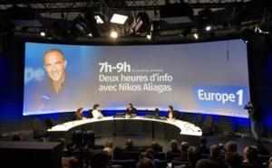 Les salariés d'Europe 1 votent une motion de défiance contre Arnaud Lagardère