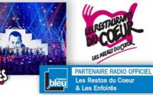Les Restos du Coeur et France Bleu partenaires depuis bientôt un an