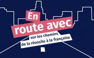 """Europe 1 lance la série originale """"En route avec"""""""