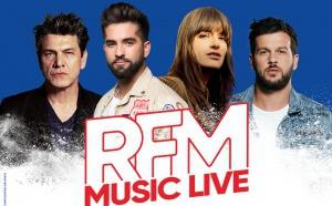 """Un """"RFM Music Live"""" au Casino Barrière Bordeaux"""