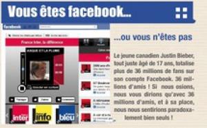 Flashback en 2011 - Vous êtes facebook ou vous n'êtes pas