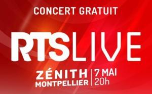 RTS FM : un RTS Live au Zénith de Montpellier