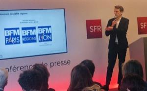 Le MAG 111 - BFM Lyon, podcast, DAB+ : Damien Bernet dévoile les ambitions d'Altice Média