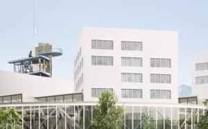 RTS : un nouveau bâtiment à Lausanne en 2023