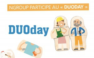 NGroup participe au DUOday