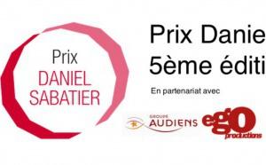 Cinquième édition du Prix Daniel Sabatier