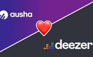 Ausha signe un accord de distribution avec Deezer