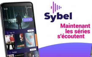 Podcasts : Sybel atteint les 100 000 utilisateurs actifs