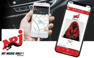 NRJ désormais disponible sur Waze