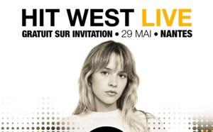 Hit West : un concert avec Angèle au fil de l'eau