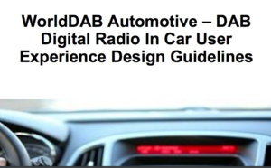 WorldDAB's in-car UX Design Guidelines
