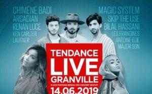 Onze groupes et artistes au Tendance Live à Granville