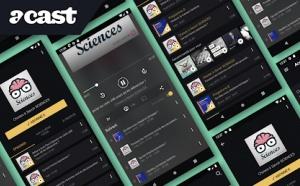 Lancement de l'application de podcasts Acast en français
