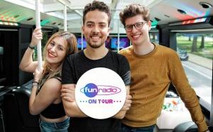 Belgique : le Fun Radio On Tour en direct des grandes villes