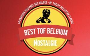 Quelle est la chanson préférée des Belges ?