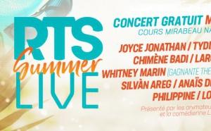 """RTS prépare un """"RTS Summer Live"""" à Narbonne"""