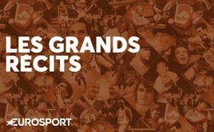 "Eurosport et Bababam lancent ""Les Grands Récits du Sport"""