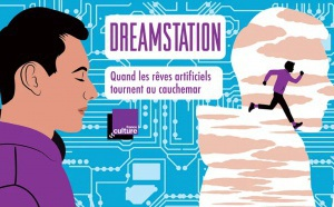 """DreamStation"" : le nouveau podcast natif de fiction de France Culture"