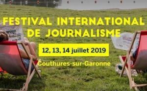 Une radio temporaire pour le Festival International de Journalisme