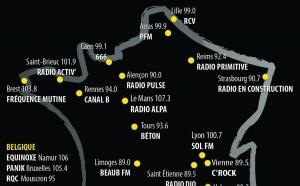 Deux nouvelles radios rejoignent la Ferarock