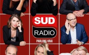 Hausse de l'audience de Sud Radio à Paris et en province