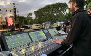 Lawo contribue au succès du Concert de Paris
