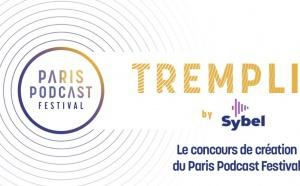 Paris Podcast Festival : un concours avec l'application Sybel