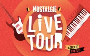 Belgique : Nostalgie fera la fête à Liège ce 14 août