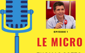 Podcast : découvrez Le Micro avec Thomas Sotto (RTL)