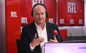 """Meilleur podcast de l'année : les secrets de Philippe Corbé (RTL) et sa """"Lettre d'Amérique"""""""