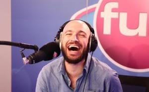 """Vacher sur Fun Radio : """"Je ne veux pas être l'animateur qui joue à l'animateur"""""""