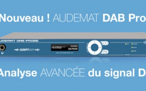 Audemat DAB Probe : une nouvelle version disponible