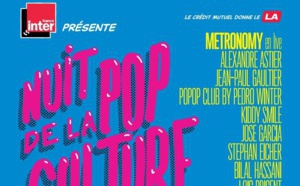 France Inter organise la Nuit la pop culture
