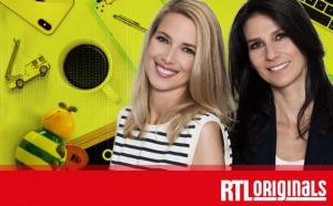RTL Originals : un nouveau podcast avec Marie Drucker et Sidonie Bonnec