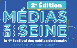 """Nouvelle édition du festival """"Médias en Seine"""""""