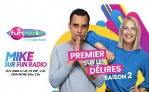 Fun Radio Belgique : la libre antenne gagne une heure