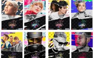 Découvrez les visuels des NRJ Music Awards