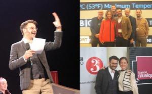 """France Musique et BBC Radio 3 :  """"Un échange palpitant"""""""