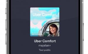 Uber et Majelan créent une playlist de podcasts originaux