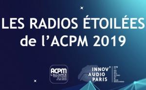 France Inter et Nostalgie remportent les Étoiles Radios 2019