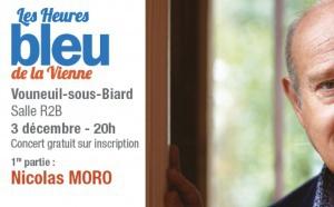 France Bleu Poitou : un concert avec Michel Jonasz